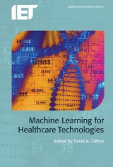 Omslag - Machine Learning for Healthcare Technologies