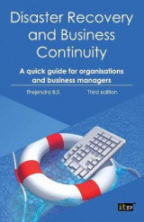 Omslag - Disaster Recovery and Business Continuity