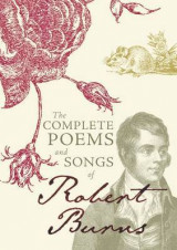 Omslag - The Complete Poems and Songs of Robert Burns