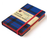 Omslag - Waverley Scotland Large Tartan Cloth Commonplace Notebook - Elliot Tartan