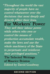 Omslag - For Workers' Power