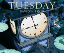 Tuesday av David Wiesner (Heftet)