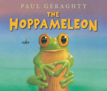 The Hoppameleon av Paul Geraghty (Heftet)