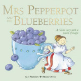 Omslag - Mrs Pepperpot and the blueberries