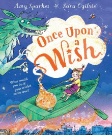 Once Upon a Wish av Amy Sparkes (Heftet)