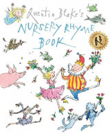 Omslag - Quentin Blake's Nursery Rhyme Book