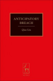 Anticipatory Breach av Qiao Liu (Innbundet)