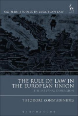 Omslag - The Rule of Law in the European Union