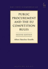 Omslag - Public Procurement and the EU Competition Rules