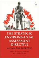 Omslag - The Strategic Environmental Assessment Directive