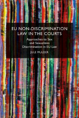 Omslag - EU Non-Discrimination Law in the Courts