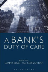 Omslag - A Bank's Duty of Care