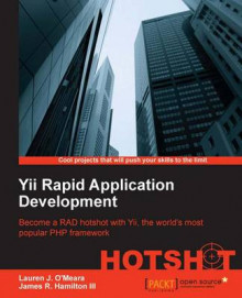 Yii Rapid Application Development Hotshot av Lauren O'Meara og James Hamilton (Heftet)