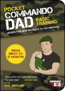 Pocket Commando Dad av Neil Sinclair (Heftet)