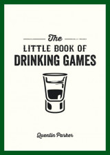 Omslag - The little book of drinking games