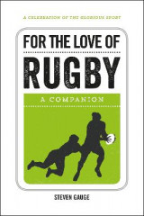 Omslag - For the Love of Rugby