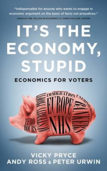 It's the Economy, Stupid av Vicky Pryce, Andy Ross og Peter Urwin (Heftet)