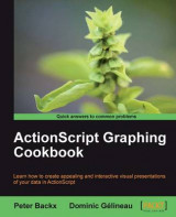 Omslag - ActionScript Graphing Cookbook