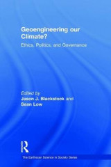 Omslag - Geoengineering our Climate?