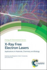 Omslag - X-Ray Free Electron Lasers