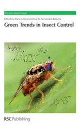 Omslag - Green Trends in Insect Control