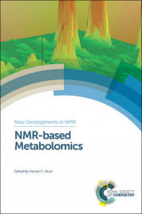 Omslag - NMR-based Metabolomics
