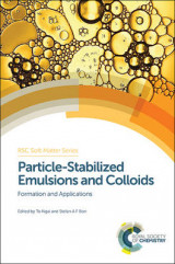Omslag - Particle-Stabilized Emulsions and Colloids