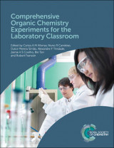 Omslag - Comprehensive Organic Chemistry Experiments for the Laboratory Classroom