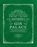 Omslag - The curious bartender's gin palace
