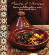 Omslag - Flavors of Morocco
