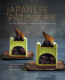 Japanese Patisserie av James Campbell (Innbundet)