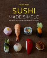 Omslag - Sushi made simple