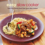 Omslag - Easy Slow Cooker