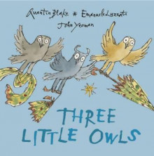 Three Little Owls av Quentin Blake (Heftet)