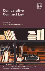 Omslag - Comparative Contract Law