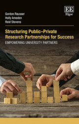 Omslag - Structuring Public-Private Research Partnerships for Success