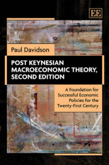 Post Keynesian Macroeconomic Theory av Paul Davidson (Heftet)