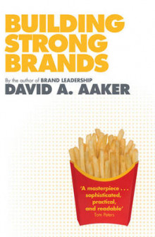 Building Strong Brands av David A. Aaker (Heftet)