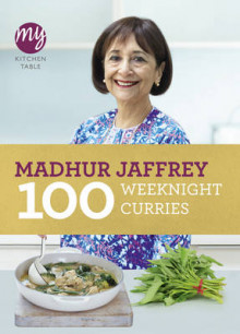 My Kitchen Table: 100 Weeknight Curries av Madhur Jaffrey (Heftet)