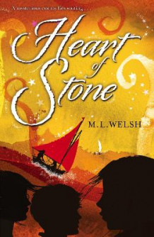 Heart of Stone av Melanie Welsh (Heftet)