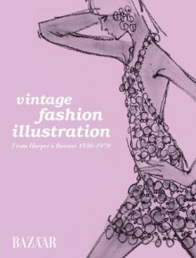 Vintage Fashion Illustration av Marnie Fogg (Heftet)