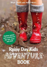 Omslag - Rainy Day Kids Adventure Book