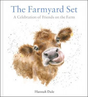 The Farmyard Set av Hannah Dale (Innbundet)