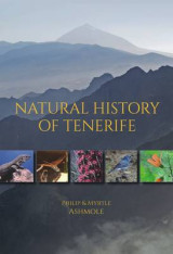Omslag - Natural History of Tenerife