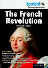 Omslag - Secondary Specials! +CD: History - The French Revolution