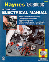 Automotive Electrical Manual (US) av Ken Freund, Jon LaCourse, Mike Stubblefield og Bob Worthy (Heftet)