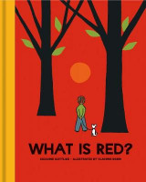 Omslag - What is Red?