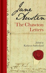 Omslag - Jane Austen: The Chawton Letters