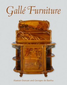 Galle Furniture av Alastair Duncan og Georges de Bartha (Innbundet)