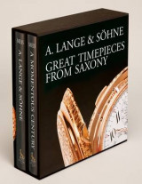 Omslag - A Lange & Sohne - Great Timepieces from Saxony: Volume 1 & 2